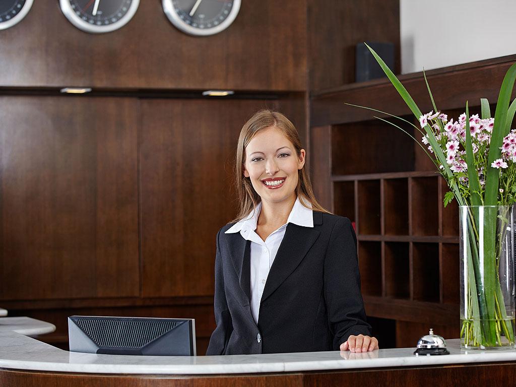 آموزش هتلداری