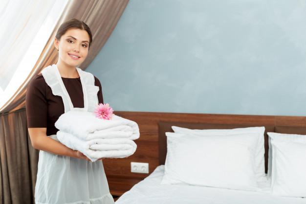خانه داری در هتلداری